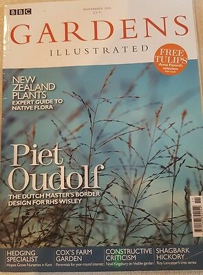 Gardens Illustrated November 2006 - Worldwide Postage Available
