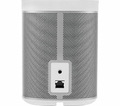 Sonos PLAY:1 Compact Smart Wireless Speaker for Streaming Music - White