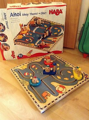 Haba Wooden Game 18m+