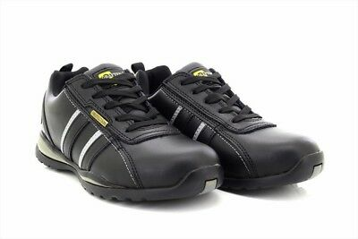 Grafters Mens Super Light Fully Composite Non-Metal Safety Trainers DF1232