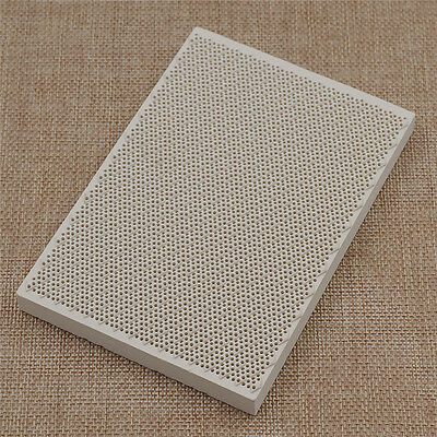 Tea Industry Drying Soldering Block Plate Solder Board Ceramic Honeycomb Heating