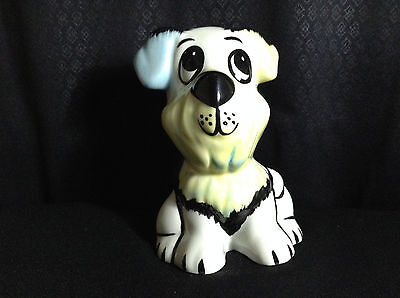 Lorna Bailey Woof Woof The Dog Excellent Condition Dog Art Collectible