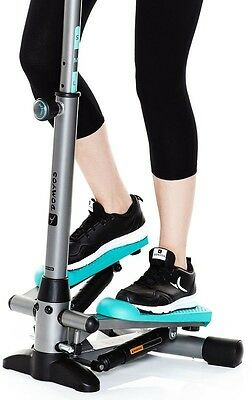DOMYOS Comfort Mini Stepper Green workout Fitness Machine Stair Steps