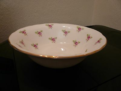 Duchess Rose Bud Fine Bone China, Soup or Cereal Bowl