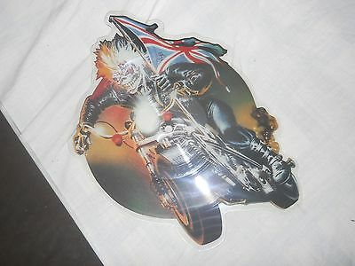 Iron Maiden Infinite Dreams Cut-to-shape Pic Disc