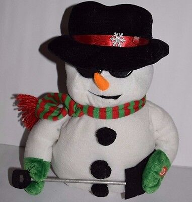 Chantilly Lane Musical/Animated By PBC Snowman Jake Blue's Brothers Soul Man