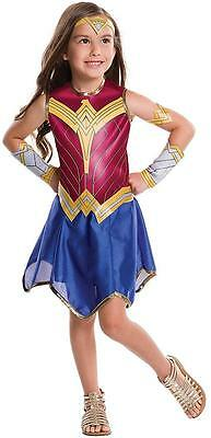 Wonder Woman Batman vs Superman Superhero Fancy Dress Halloween Teen Costume
