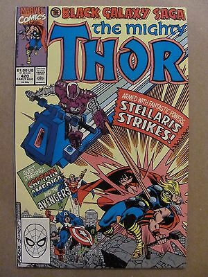 Thor #420 Marvel Comics 1966 Series 9.2 Near Mint-