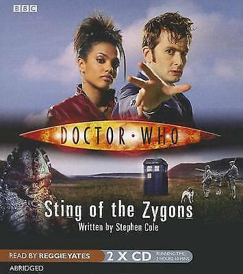 Sting of the Zygons by Stephen Cole (CD-Audio, 2014)