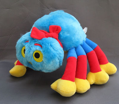 """New Woolly and Tig - Spider WOOLLY Plush SOFT TOY 14"""""""