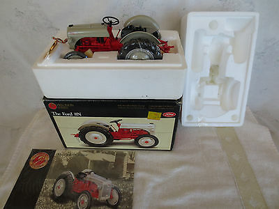 Ertl Precision 1/16 Ford 8N Farm Toy Tractor New!!!
