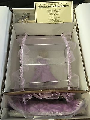 """TONNER-BETSY MCCALL Tiny Betsy Bed Set -INCLUDES 8"""" BETSY BED And Accessories"""