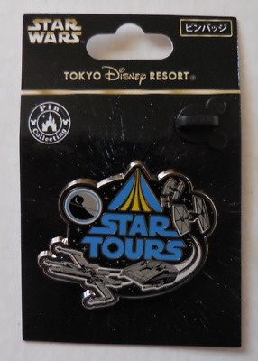 Disney pin TDR Star Tours attraction Pin New