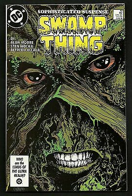 Swamp Thing 49 & 50 (Lot of 2) 1st Justice League Dark 1st Print DC 1986