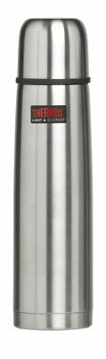 Thermos Isolierflasche Light & Compact Isolierkanne Trinkflasche 1l Edelstahl -