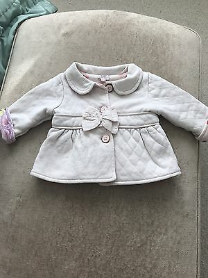 Ted Baker Baby Girl Jacket - 0-3 Months