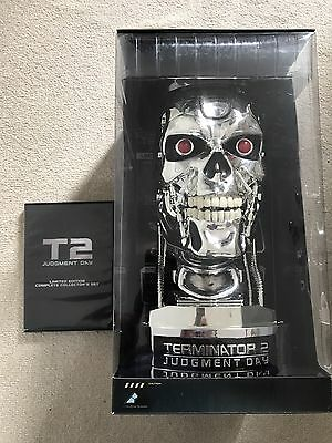 terminator 2 judgement day limited edition complete collectors edition DVD
