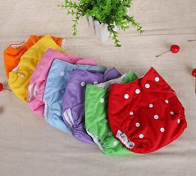 Washable Reusable Modern Baby Cloth Nappy Bulk Nappies Diaper Inserts
