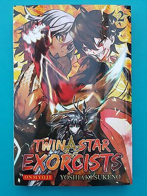 Panini-Manga Action/Magic Twin Star Exorcists Nr.2 UNGELESEN 1A absolut TOP