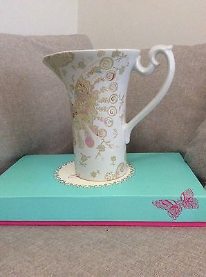 "Royal Albert Zandra Rhodes ""My Favourite Things"" Large Lily Jug"