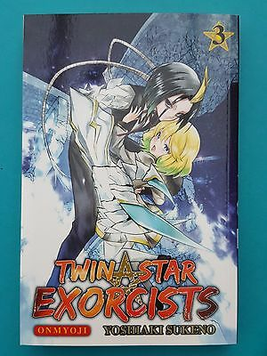 Panini-Manga Action/Magic Twin Star Exorcists Nr.3  UNGELESEN 1A absolut TOP