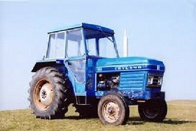 Leyland 344 _ 384 Tractor Manual on CDR