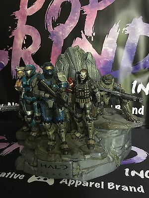 Halo Reach Legendary EDITION Statue *No Game just statue*