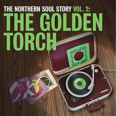 Northern Soul Story Volume 2 - Golden Torch 2x 180g vinyl LP NEW/SEALED