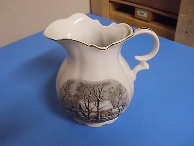 Avon Pitcher Or Jug Awarded Exclusively To Avon Representatives