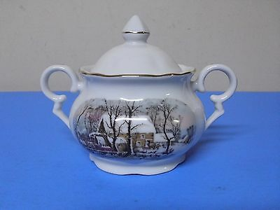 Avon Sugar Bowl Awarded Exclusively To Avon Representatives
