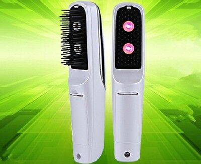 Laser Comb Brush - Prevents Hair Loss - Regrows Hair - Energises Hair Follicles