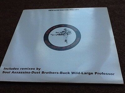 The Beastie Boys Remixes Dust Brothers-Large prof Hip Hop Vinyl Record Album