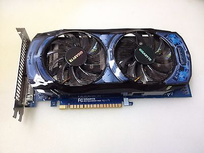 Gigabyte Geforce GTS450 1GB GDDR5 PCI-E Grafikkarte HDMI DVI PCI-Express Nvidia