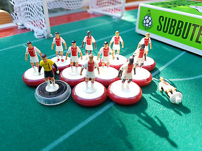Subbuteo 2k4 AJAX Team - Raptor Bases