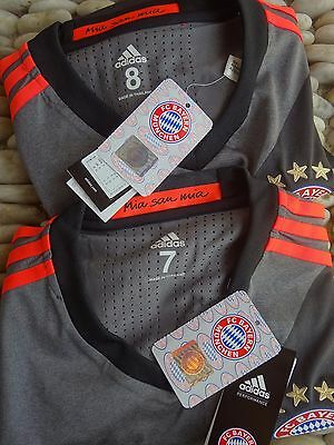 Player Issue Away 16/17 Bayern Munich Adizero Trikot Shirt Maglia Jersey Maillot