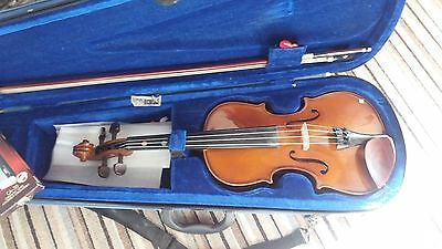 violin 3/4 size stentor student 1