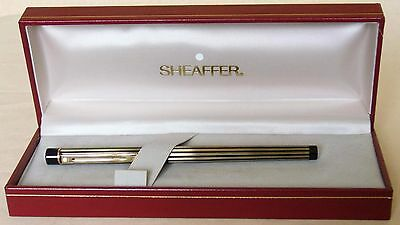 Sheaffer Targa Regency Fountain Pen Laque Finish. Excellent.