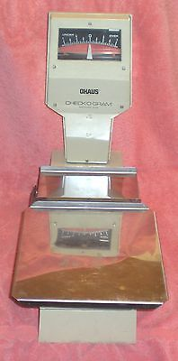Ohaus Check-O-Gram Over-Under Scale – 8 oz Capacity - Used