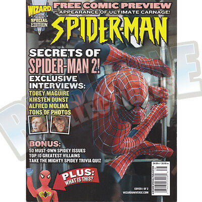 Wizard Special Edition Spider-Man Vf