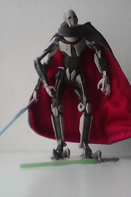star wars action figure - General grievous -  the vintage collection