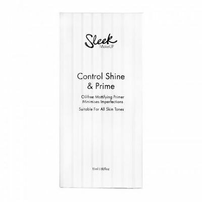 Sleek MakeUp - Control Shine & Prime Oil Free Mattifying Flawless Base Primer