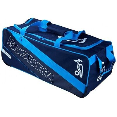 34.80 NEW  Kookaburra Cricket Bag Pro 1500  Wheelie  bag 2 colours FREEPOST