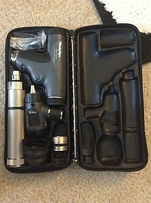 Welch Allyn panoptic diagnostic set #97800-MCL plus the ophthalmoscope