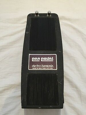 INCREDIBLY RARE & VINTAGE 70's Electro Harmonix Pan Pedal USA. GREAT CONDITION