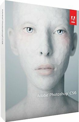 Adobe Photoshop CS6 For Mac - Official Software Download & Serial Key