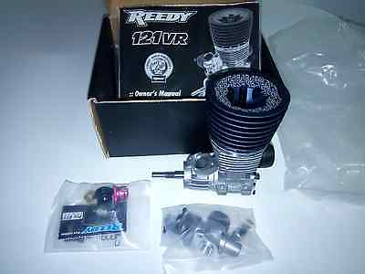 Motor Reedy 121Vr Off Road Competicion Nitro Engine Buggy Team Associated 1/8