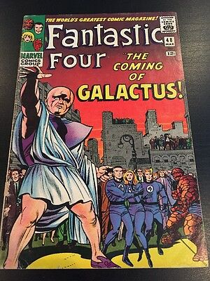 Fantastic Four #48 1st Silver Surfer