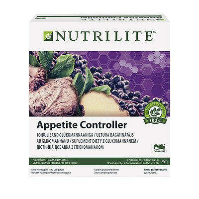 KONJAC Root Extract Glucomannan NUTRILITE ™ Weight Loss Suppress Appetite