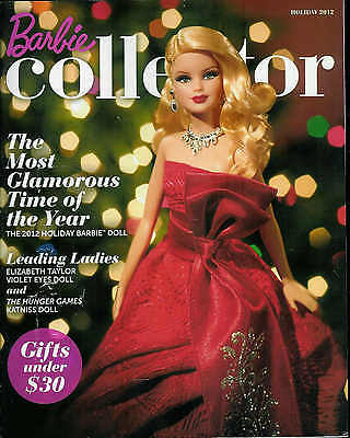 Barbie Collector Catalog Holiday 2012 The Most Glamorous Time Of The Year