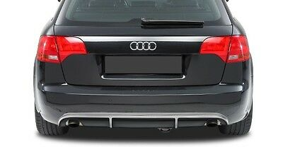 Audi A4 B7 AVANT REAR DIFFUSER NEW TUNING !!!